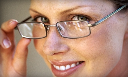 $100 Groupon to Berry Eyecare and Optical - Berry Eyecare and Optical in Nashville