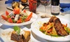 My Big Fat Greek Restaurant - Olathe Pointe: Three-Course Greek Meal for Two or Four at My Big Fat Greek Restaurant in Olathe (Up to 52% Off)