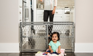 "Regalo 23"" Expandable Plastic Baby Gate"