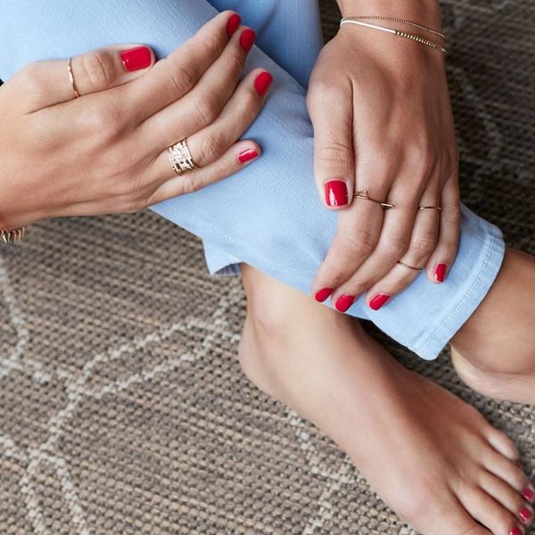Mani-Pedi - Diva Nails & Spa | Groupon