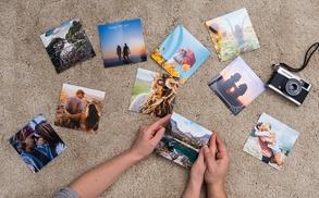 Colorland: Personalisierbares Hardcover-Fotobuch Classic 30 x 30 cm mit 40 bis 120 Seiten von Colorland (bis zu 82% sparen*)