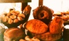 Golden Crown Panaderia - Wells Park: $7 for $15 Worth of Bread, Pizza, Sandwiches, and Sweets at Golden Crown Panaderia