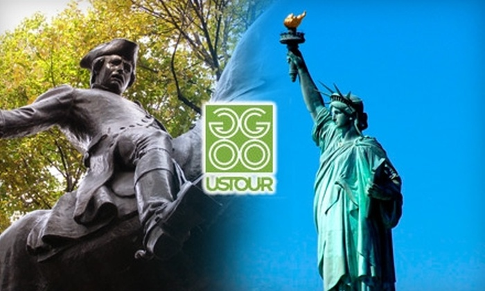 Go Go US Tour - Chinatown / Leather District: $35 for New York City Tour with Round-Trip Transportation from Go Go US Tour ($65 Value)