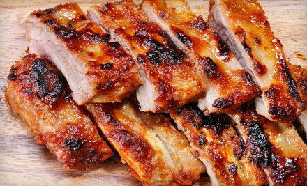 $10 Groupon to Dickey's Barbecue Pit - Dickey's Barbecue Pit in Midland