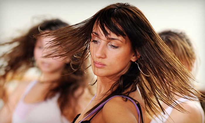 Lady Katherine - Multiple Locations: $49 for Eight Sassy Fitness Classes at Lady Katherine ($152 Value)