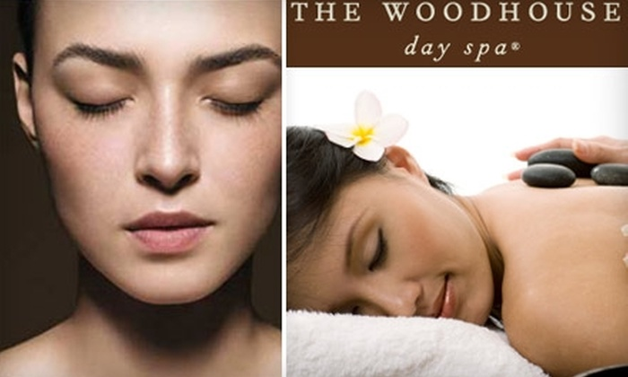 The Woodhouse Day Spa - Fort Wayne - Fort Wayne: Facial or Massage at The