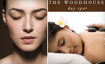 The Woodhouse Day Spa Groupon