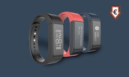 Workout sporthorloge/ fitness tracker met ingebouwde USB lader, vanaf € 19,99 tot korting
