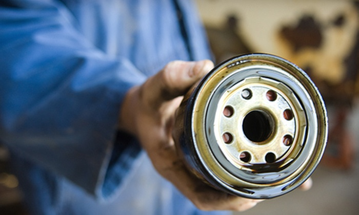 Valvoline Express Care and Auto Repair - Highland Park: Oil Change, Safety Inspection & Tire Rotation at Valvoline Express Care and Auto Repair in Colchester (Up to 71% Off). Three Options Available.