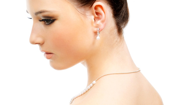 Jardin Bleu Spa - Deerfield Beach/Boca: One, Two, or Three Radio-Frequency and Ultrasound Noninjection Neck- or Face-Lifts at Jardin Bleu Spa (Up to 80% Off)