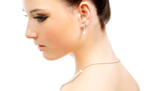 Jardin Bleu Spa: One, Two, or Three Radio-Frequency and Ultrasound Noninjection Neck- or Face-Lifts at Jardin Bleu Spa (Up to 80% Off)
