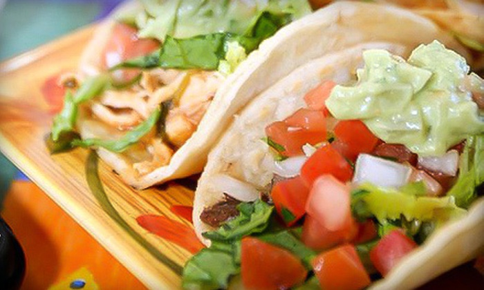 Benny's Tacos & Rotisserie - Venice: $9 for $18 Worth of Mexican Fare at Benny's Tacos & Rotisserie in Venice