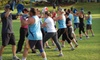 Waterfront Fitness LLC - Multiple Locations: Four or Eight Weeks of Outdoor Boot Camp from Waterfront Fitness