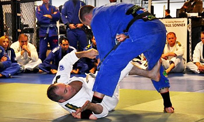 Charles Gracie Jiu-Jitsu - Multiple Locations: $39 for One Month of Unlimited Jiu-Jitsu Classes at Charles Gracie Jiu-Jitsu (Up to $99 Value)