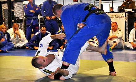Charles Gracie Jiu-Jitsu - Charles Gracie Jiu-Jitsu in Reno
