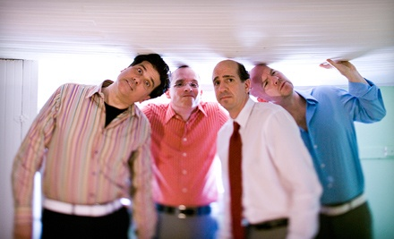 Tibbits Opera House: The Blanks on Thu., Oct. 13 at 7:30PM: General Admission Seating - The Blanks in Coldwater