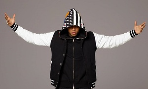 Chris Brown: Chris Brown – One Hell of a Nite Tour at Saratoga Performing Arts Center on Friday, August 28 (Up to 43% Off)