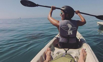 image for Kayak Rental or Tours from Everyday California (Up to 60% Off). Four Options Available.