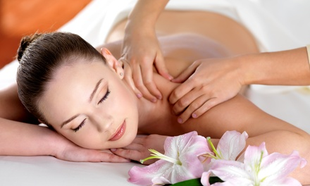 One or Three 60-Minute Deep-Tissue Massages from Helen James-Storey, LMT (Up to 56% Off)