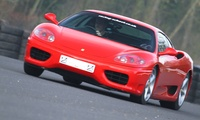 Ferrari 360 Experience for One at Driving Experiences 4 U (Up to 55% Off)