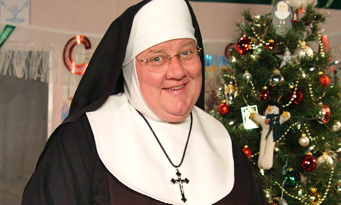 """""""Sister's Christmas Catechism"""" - Paramount Theatre: """"Sister's Christmas Catechism"""" at Paramount Theatre on Friday, December 19, at 7:30 p.m. (Up to 47% Off)"""