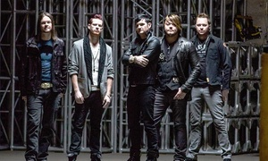 Hinder: Stripped - An Acoustic Tour: Hinder Acoustic Performance on June 29 at 7:30 p.m.