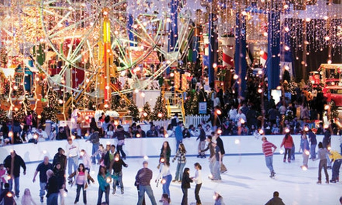 Winter WonderFestivus Exclusive Event - Amazing Chicago's Funhouse Maze at Navy Pier: Winter Fun and Live Music for One, Two, or Four at Winter WonderFestivus at Navy Pier on December 13 (Up to 72% Off)