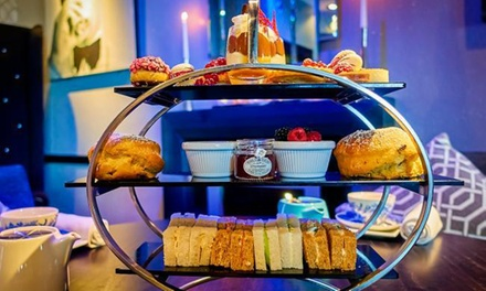 Contemporary or Prosecco Afternoon Tea with Amuse Bouche for Up to Four at Ventana Grand Cafe