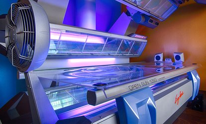 91% Off UV Tanning at Cancun Tan & Fitness