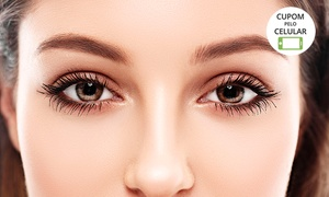 Carpe Diem Estética e Bem Estar: Design de sobrancelhas (opção com hena, cílios e manutenção) na Carpe Diem Estética e Bem Estar – Novo Horizonte