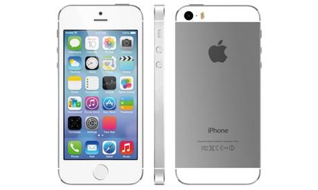Apple iPhone 5S de 16GB reacondicionado, grado superior (envío gratuito)