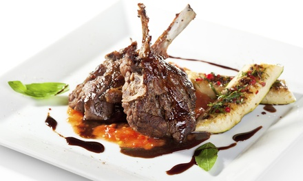 ThreeCourse British Meal for Two or Four at The Horseshoe Bar and Restaurant