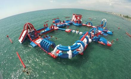 Acceso de 1h al parque acuático para 1 o 2 personas desde 9,50 € en 7 ubicaciones Water Games