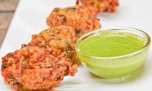 Masala Kitchen: Vegetarian and Vegan Indian Food at Masala Kitchen (40% Off)
