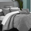 Chic Home Donnelle Down-Alternative Comforter Set (5- or 7-Piece)
