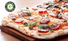 IL CAVALLINO - Vico Equense (NA): Menu con pizza al metro all you can eat e bottiglia di vino o birra da 16 €