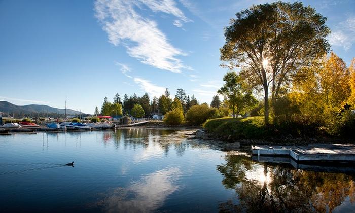 Gold Rush Resort Rentals - Big Bear Lake, CA: 2-Night Cabin Stay at Gold Rush Resort Rentals in Big Bear Lake, CA. Combine Up to 4 Nights.