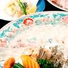 福岡県/赤坂 ≪とらふぐ刺し身・ふぐちり鍋・フグしゅうまい等≫
