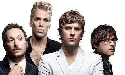 Matchbox Twenty & Counting Crows – Up to 52% Off Concert
