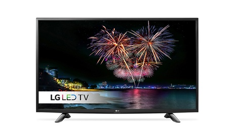 Pantalla LG LED Full HD de 43'' modelo 43LH510V con envío gratuito