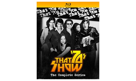 That '70s Show Complete Series Flashback Edition on Blu-Ray 7a61263c-4192-11e7-a379-00259069d7cc