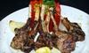 Mythos Greek Taverna - University Drive: $15 for $30 Worth of Greek Fare and Drinks for Dinner at Mythos Greek Taverna in Coral Springs