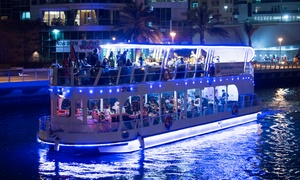 Desert Rangers: One-Hour Sightseeing Cruise in Yas Marina for Up to Four with Desert Rangers