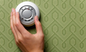 US Fresh Air: $39 for a Duct Inspection and Cleaning Package from US Fresh Air ($204 Value)