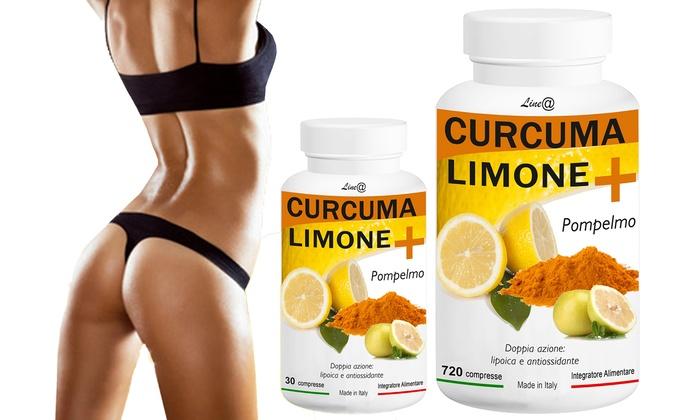 curcuma longa per perdere peso