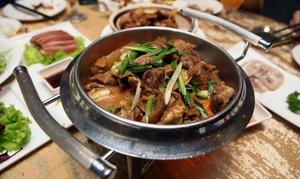 Erlebnis-Restaurant Lox: Feuertopf-Fondue mit Fleisch oder Fisch für 2 oder 4 Personen im Erlebnis-Restaurant Lox (40% sparen*)