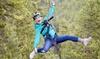 Up to 19% Off Ziplining Adventure Package at Denver Adventures