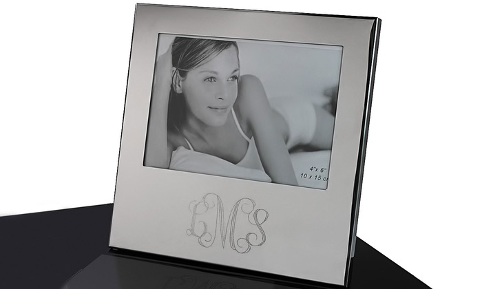 allyanna gifts engraved 4x6 picture frames