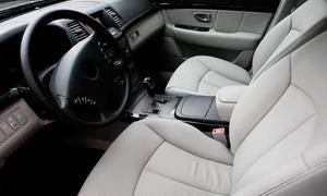 Mdq Autopoint: Limpieza de interior de butacas delantera y trasera + aspirado de alfombra y opción a limpieza de baúl en Mdq Autopoint