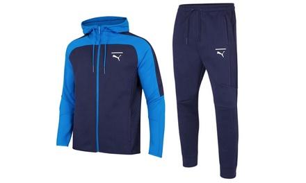 Sweat à capuche ou pantalon de survêtement Puma Pace Colourblock